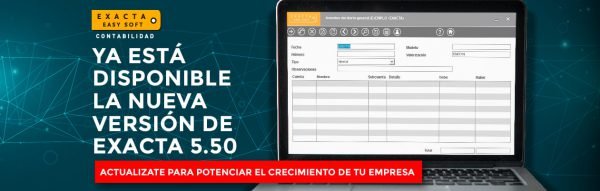 Software contable para PYMES BAS Exacta