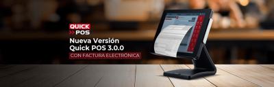 Factura electrónica -QP para puntos de venta.