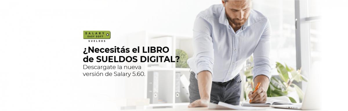 Libro de sueldos digital