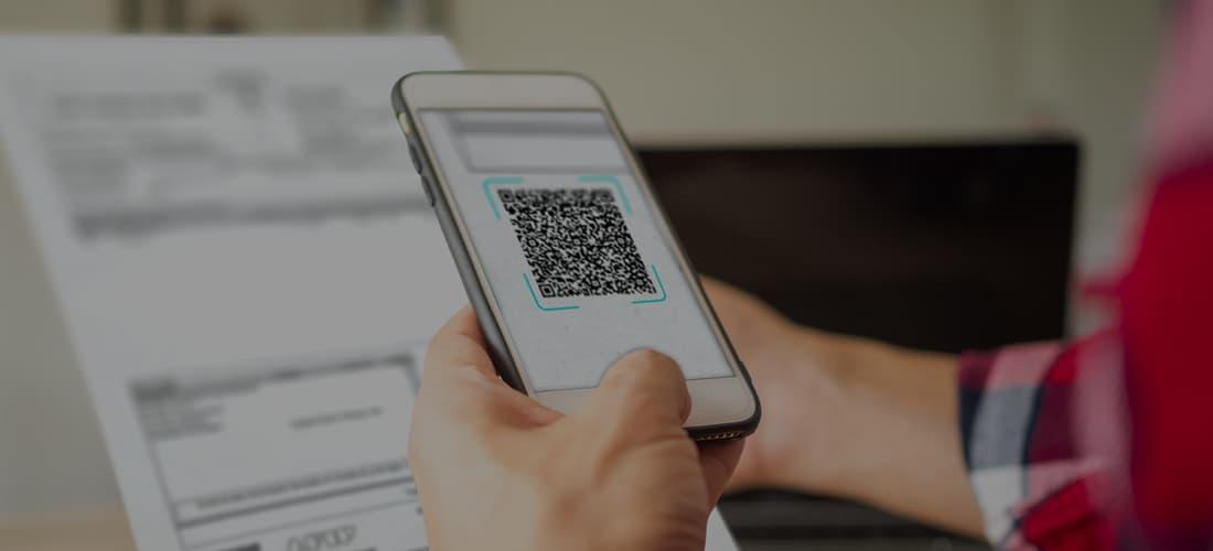 Código QR en FACTURAS ELECTRÓNICAS